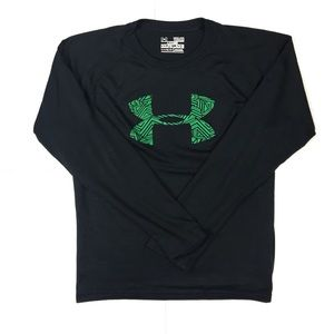 A9 Under Armour Loose Fit Heat Gear LS Shirt YMD